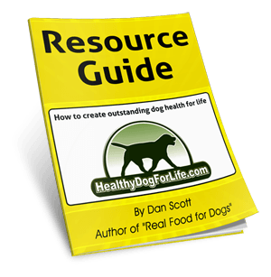 Resource Guide for Dan Scott's book Real Food for Dogs